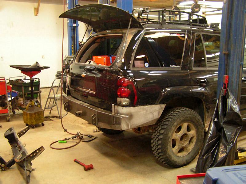offroadTB.com • View topic - Trailblazer Rear Bumper ...