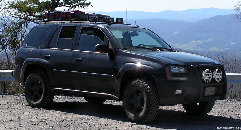 off road look... - Chevy TrailBlazer, TrailBlazer SS and GMC Envoy Forum