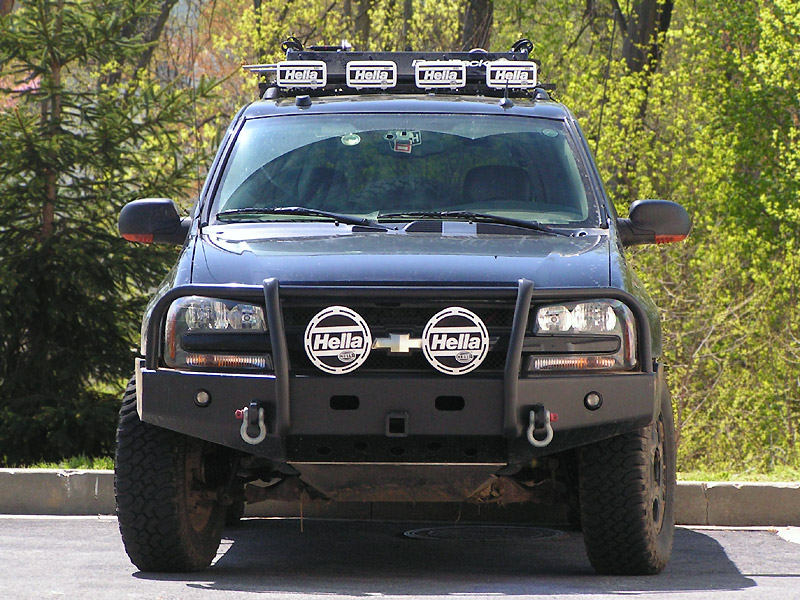 Offroadtb view topic diy offroad roof light bar image aloadofball Gallery