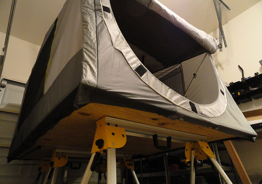 Thread Tools & Roof top tent - DIY - Scratch build - Page 4 - Expedition Portal